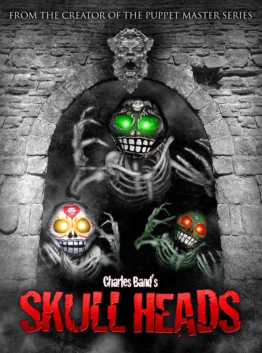Skull Heads - cover