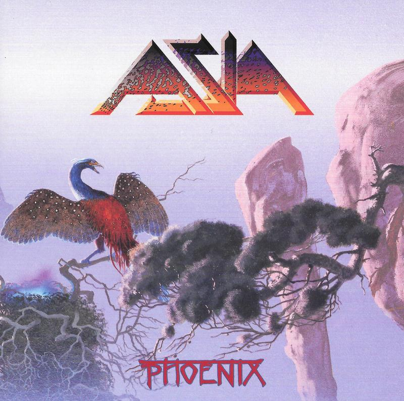 Asia - Phoenix 2 CD Edition - booklet cover - 02