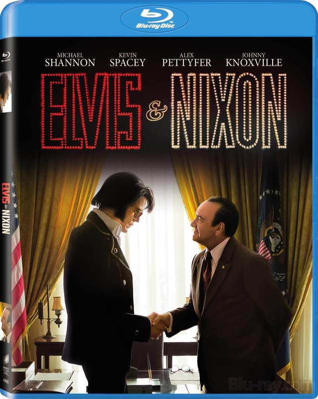 Movie - Elvis and Nixon - Blu-ray