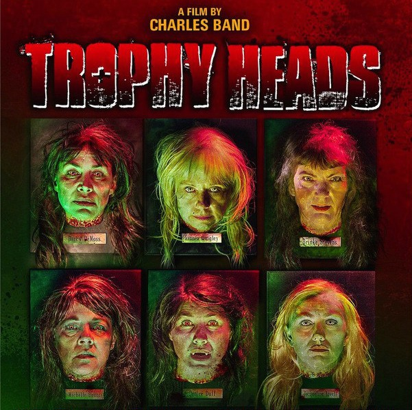 Trophy Heads - poster (heads)