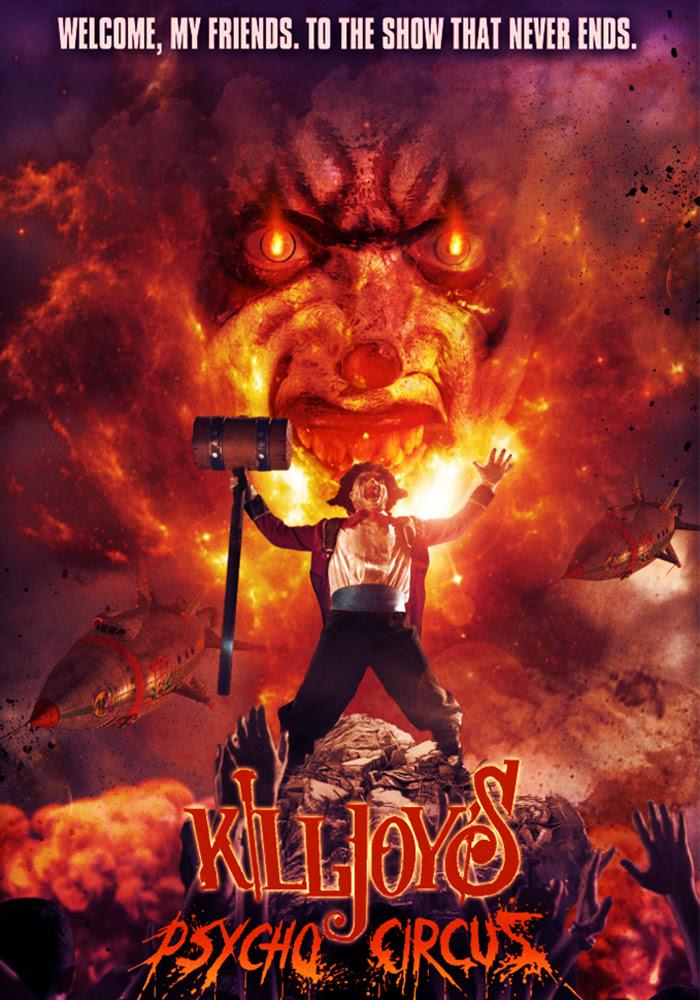 Killjoy 5 - poster