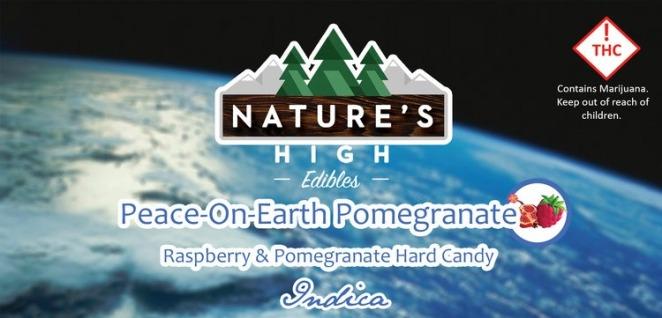 Peace On Earth - Raspberry_Pomegranate (Rec)