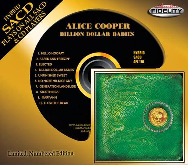 Alice Cooper - BDB - Audio Fidelity - front (promo)