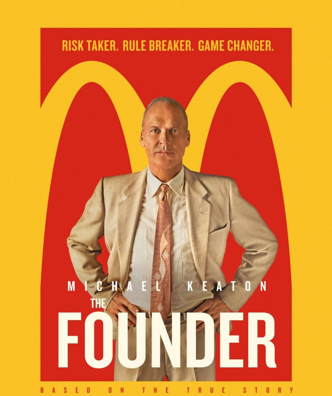 The Founder - Poster (shortened)
