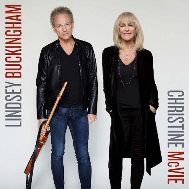 Buckingham McVie - (album cover)