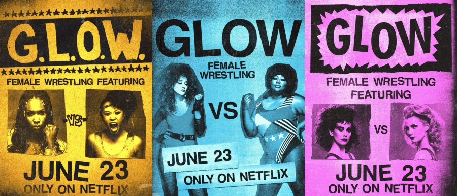 GLOW - Banner