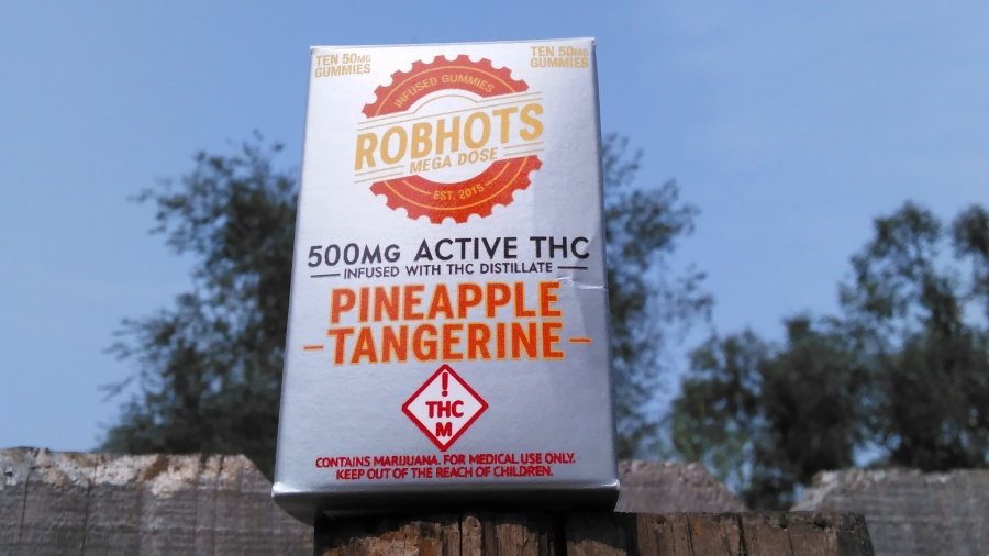 Robhots - Mega Dose - Pineapple_Tangerine - box (2017 09 08)