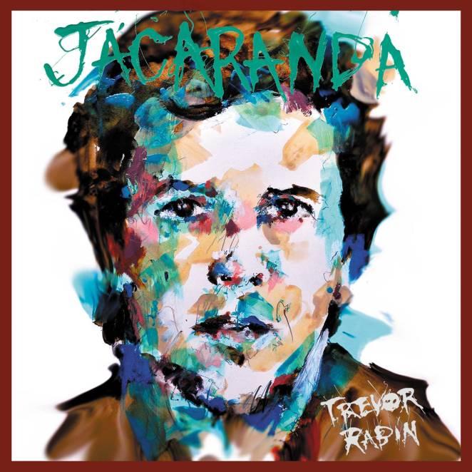 Trevor Rabin - Jacaranda - cover