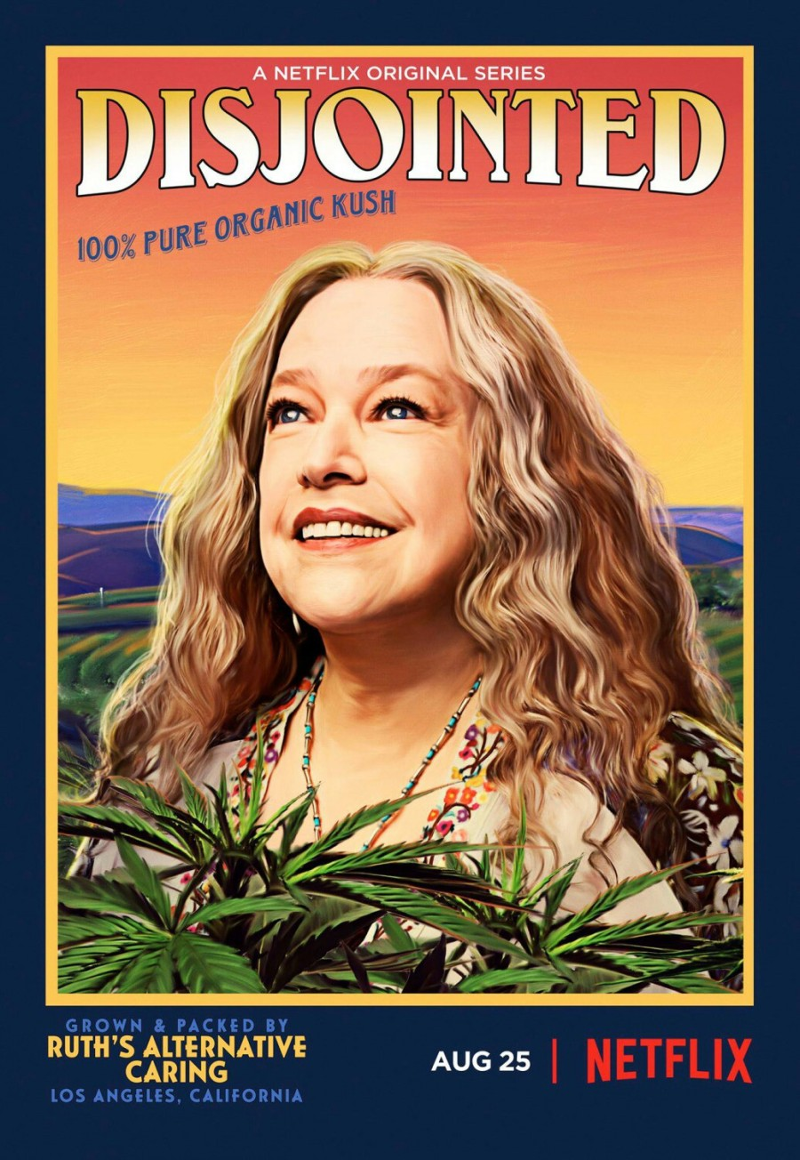 Disjointed - Ruth Poster