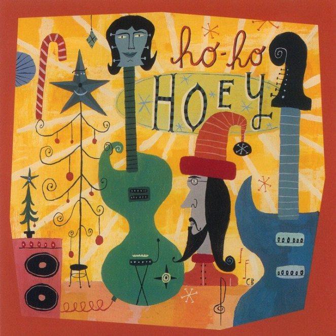 Gary Hoey - Ho Ho Hoey