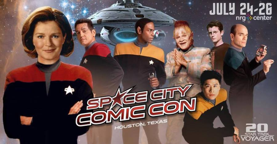 Space City Comic Con 2015 - Banner
