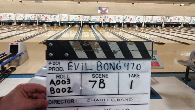 Evil Bong 4 - Marker