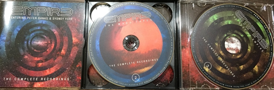 Empire - 3 CD Box Set (2017)