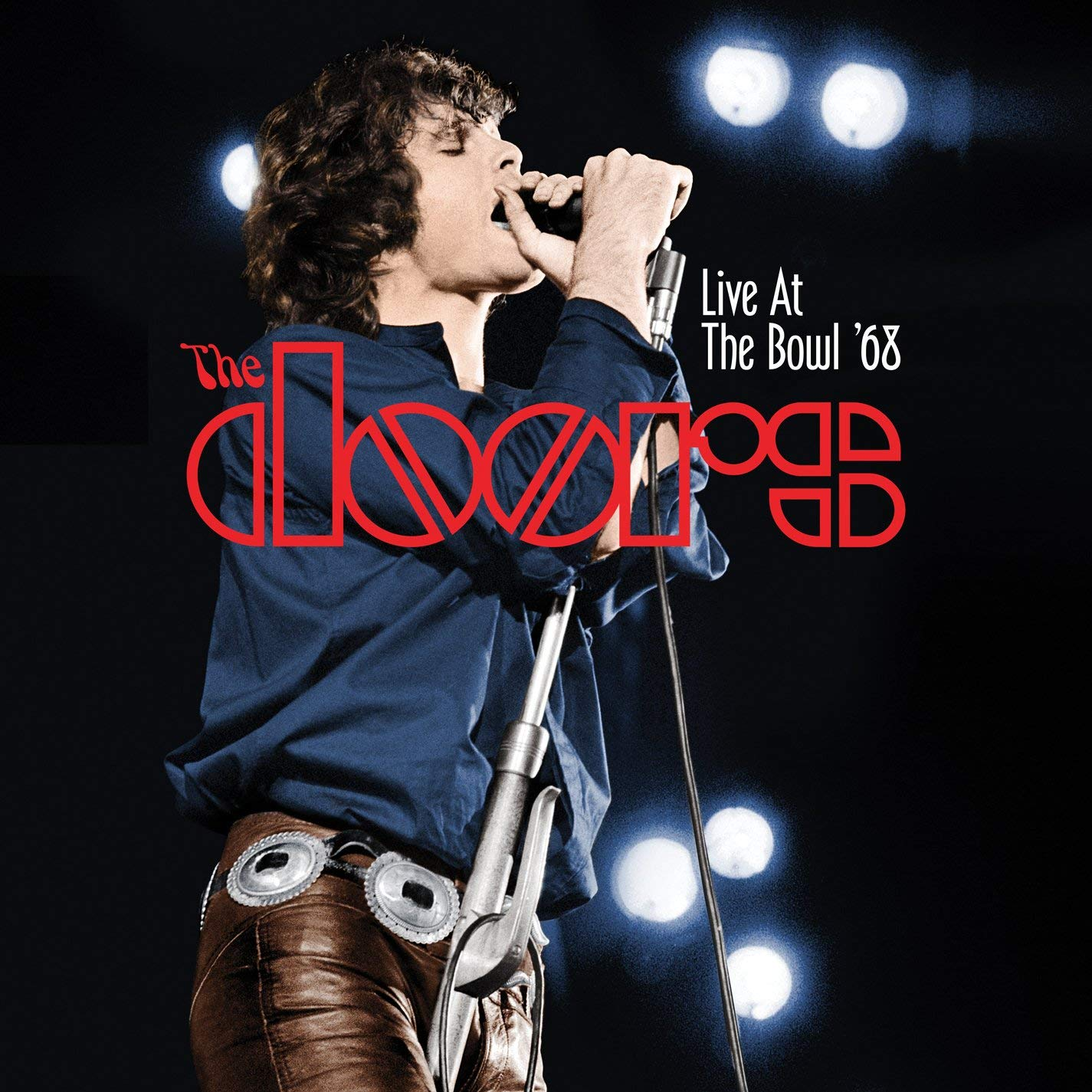 The Doors - Live At The Bowl 68 DVD - cover