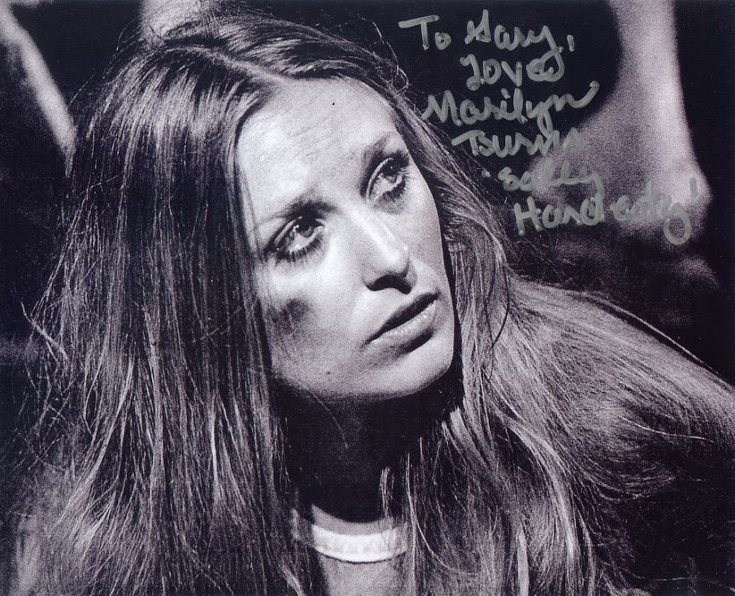 Marilyn Burns - The Texas Chainsaw Massacre (In Person Signature)