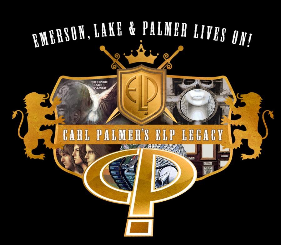 Carl Palmer's ELP Legacy (2018) - logo