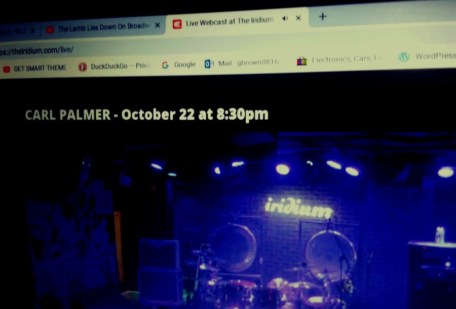 Carl Palmer's ELP Legacy - Live (2018 10 22)_(194713)