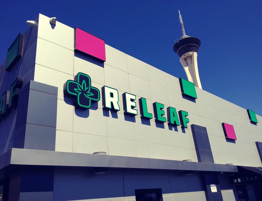 Las Vegas - ReLeaf Signage (2019 04 23)_(103957)