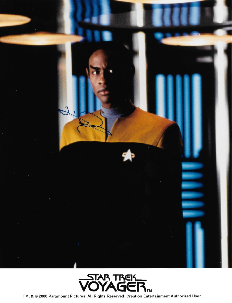 Tim Russ - Star Trek Voyager (smaller sized)