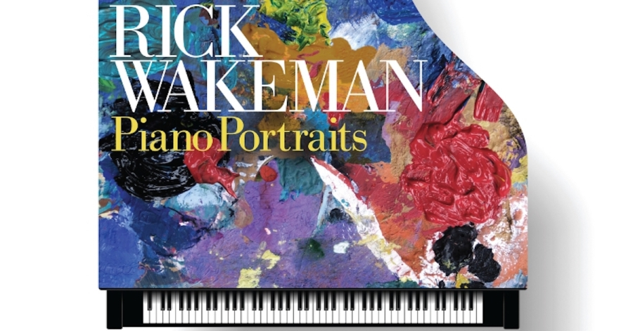 Rick Wakeman Piano Portraits
